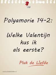 polyamorie en valentijn