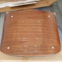 Zitting van de stoel, zonder poten en rugleuning