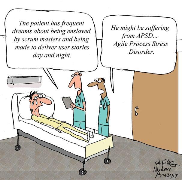 agile stress